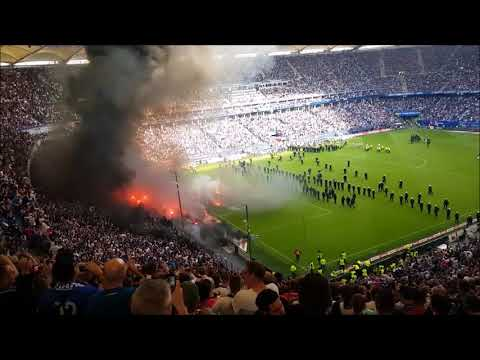 Massive RIOTS In GERMAN FOOTBALL GAME ! WOW ! ULTRAS GERMANY