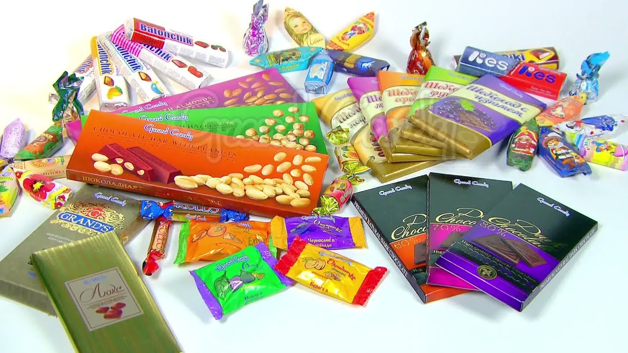 Download Grand Candy - Chocalate / Գրանդ Քենդի - Շոկոլադ