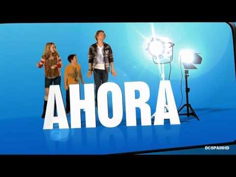 Disney Channel HD Spain - New bumper - Buena suerte Charlie