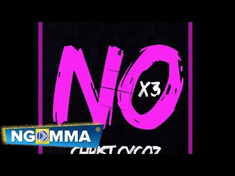 Christ Cycoz - NO NO NO lyric video