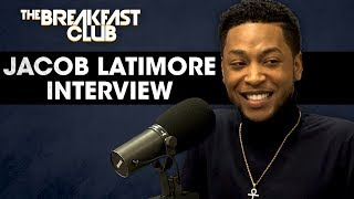 Jacob Latimore Talks