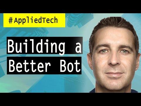 Building a Better Bot | Danny Tomsett at Uneeq