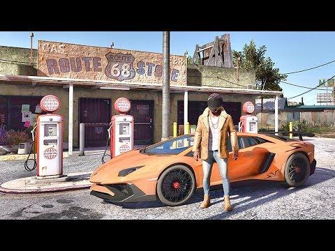 GTA 5 REAL LIFE MOD #486 NOVA'S AT SANDY SHORES !!! (GTA 5 REAL LIFE MODS)