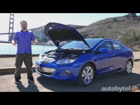 10 Things You Need to Know About the 2016 Chevy Volt