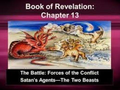 UNDENIABLE EVIDENCE OF THE BEAST OF REVELATION - 666