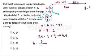 Kumpulan Contoh Soal: Contoh Soal Tpa Matematika Dan ...