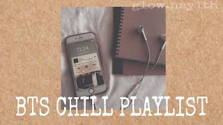 BTS CHILL PLAYLIST 2021 (relax, study, sleep)