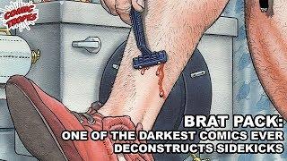 Brat Pack: One of the Darkest Comics Ever Deconstructs the Idea of Sidekicks