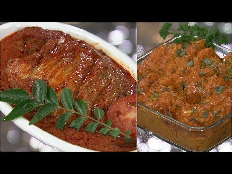 Ruchi Vismayam l EPI - 59 Creamy chicken & Karimeen Paal Curry  | Mazhavil Manorama