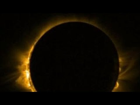 Evil omen? Some believe eclipse signals end of the world