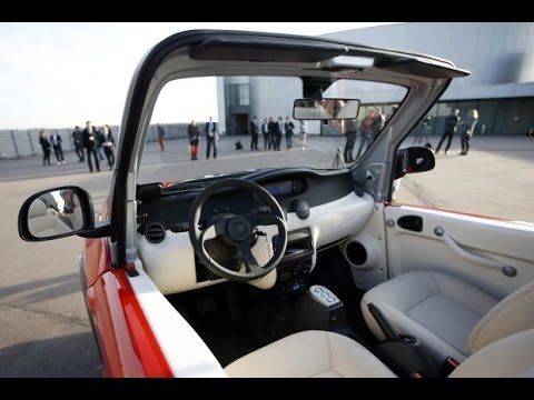 citroen s e mehari a convertible electric car youtube. Black Bedroom Furniture Sets. Home Design Ideas