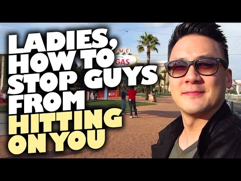 Dating 101: How To Stop Guys From Hitting On You