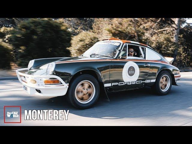 My Friend Phil Bought A Porsche 911 Safari!