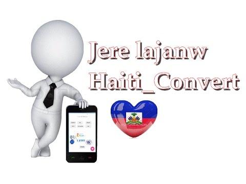 Convert US Dollar To Haitian Gourde