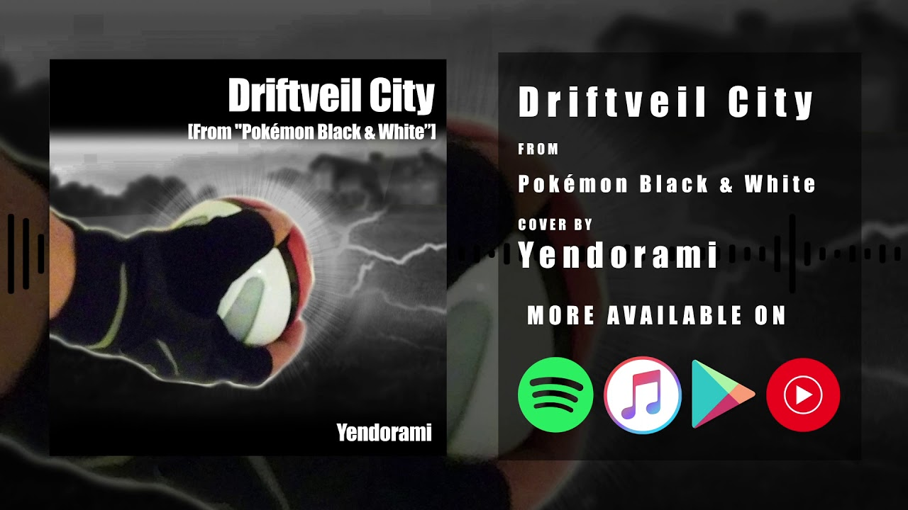 Driftveil City Metal Cover Pokemon Black White Yendorami Youtube Search free driftveil city ringtones and wallpapers on zedge and personalize your phone to suit you. youtube