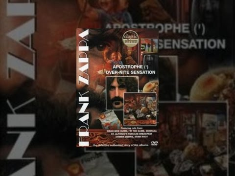 Frank Zappa - Classic Album: Over Night Sensation