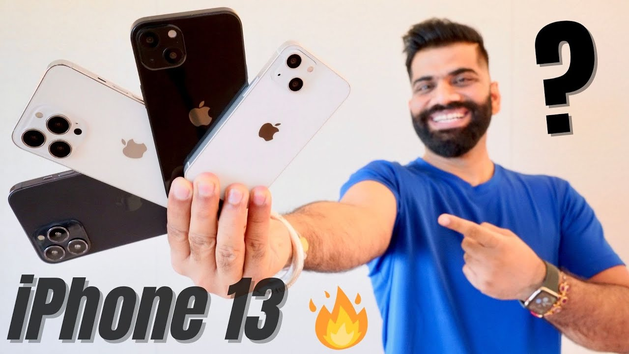 Download Apple iPhone 13 Series Is Here - Full Details With Indian Pricing🔥🔥🔥