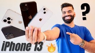 Apple iPhone 13 Series Is Here - Full Details With Indian Pricing
