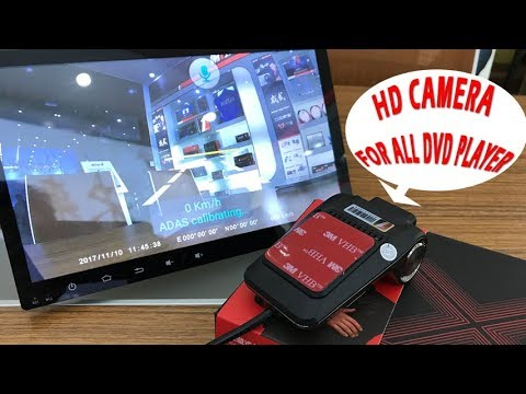 HD Camera For All Car DVD Player - Firstscene X2