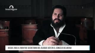 Concejo Deliberante Tandil Facundo Ledesma