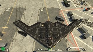 Grand Theft Auto IV - Parked Aircraft Pack (MOD) HD