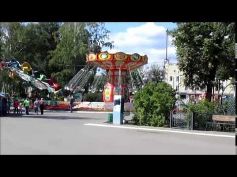 Парк Пушкина(Саранск)