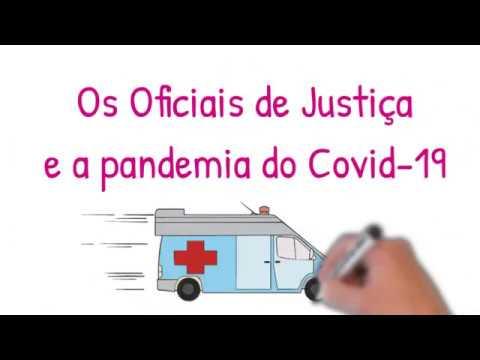 COVID-19: Entenda a importância do Oficial de Justiça no período de pandemia