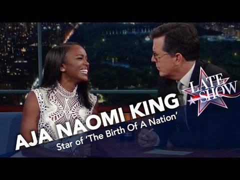 Aja Naomi King Saved Her Father's Life In The California Desert
