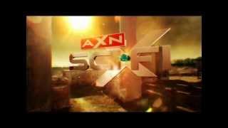 Научно-фантастический телеканал AXN SCI-FI (промо_2)