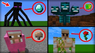 ✔ Minecraft: 10 Mob Drops That Changed