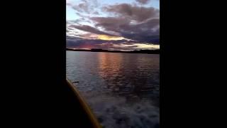 Passeio no Lago de Serra da Mesa - Parte 1