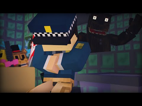 Minecraft: SKY WARS - VIRAMOS ANIMATRONICS! (c/ Luiz1227)