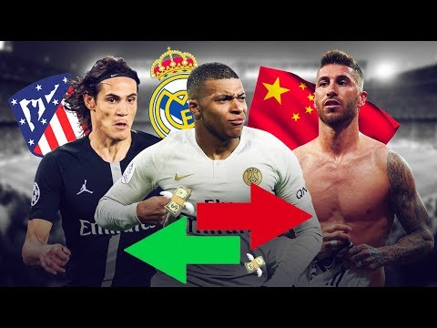Real Madrid can afford Neymar and Mbappé - SUMMER 2019 TRANSFER RUMORS - Oh My Goal