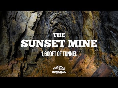 FOR SALE - GOLD MINE. BOHEMIA OR, Sunset Mine - 1,600ft Of Underground Workings!
