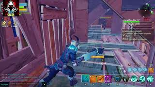 IT WAS STOLEN 3 TIMES c/WEAPONS EXPENAS!! (SCAMMER GET SCAMMED) at Fortnite: Save the World