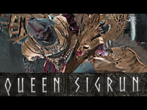 The Story of Sigrun, Queen of the Valkyries // Secret Boss Battle