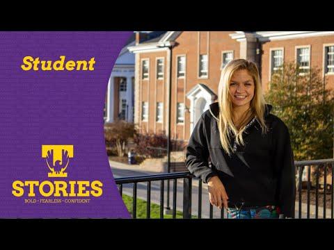 TNTech Stories - Haley Adams