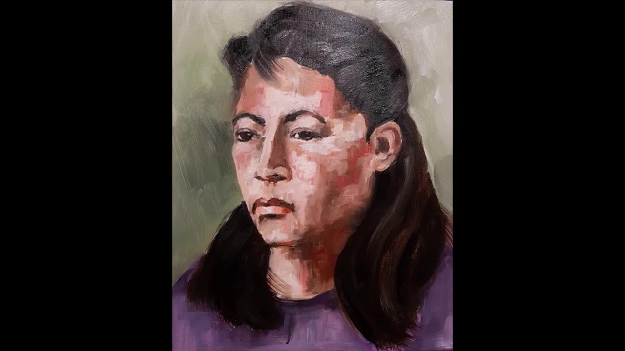 Record Portretschilderen 2016 Pak Op Dat Penseel Youtube