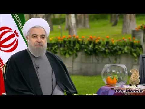 rouhani's message in nowruz 95(english text)- پیام نوروزی دکتر روحانی - نوروز 95