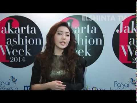 Dominique Nadine LA GRADATION Fashion Show @ Jakarta Fashion Week 2013-2014. FULL VERSION