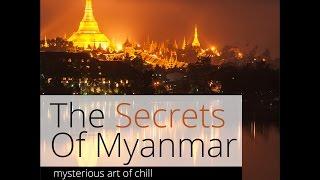 DJ Maretimo - The Secrets of Myanmar, Vol.1 (Continuous Mix)