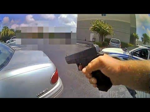 Bodycam Captures Fatal Police Shootout In Florence, South Carolina