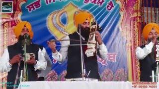 SHAMCHURASI (Hoshiarpur) || Kirtan Darvar 11th Nov-14 || by:- Rangi Singhs & Kavishars || Part 2nd.