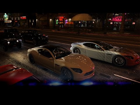 De mooiste GTA V graphics mod ooit! - GTA Redux - Noway ZVM (GTA 5 Mods)