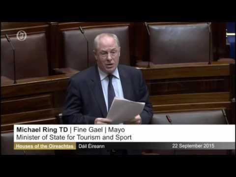 Michael Ring blasts Micheál Martin in the Dáil