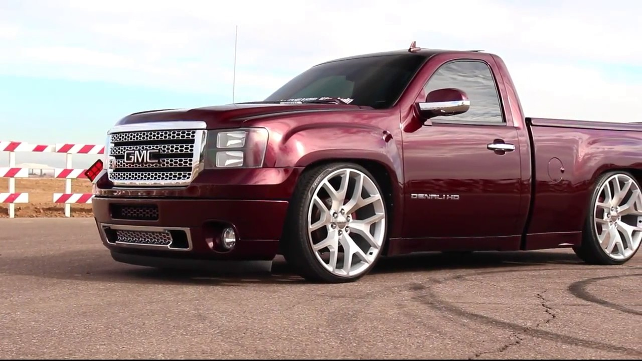 GMC Sierra tuning - YouTube
