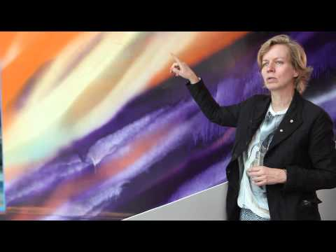 Katharina Grosse Interview