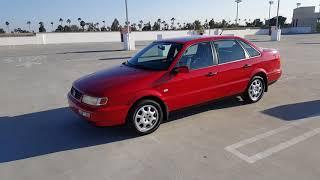 Volkswagen Passat GLX VR6 Wolfsburg Edition 1996