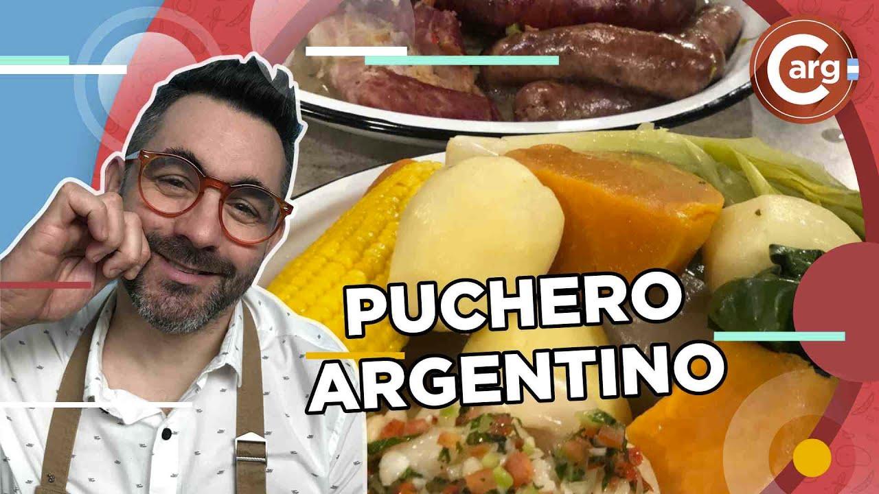 PUCHERO ARGENTINO