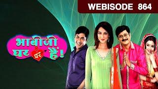 Bhabi Ji Ghar Par Hain - भाबी जी घर पर है - Episode 864  - June 20, 2018 - Webisode